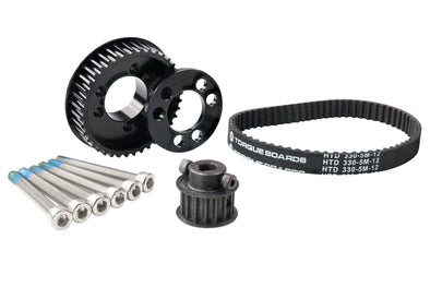 40T ABEC Pulley 12mm Combo Kit