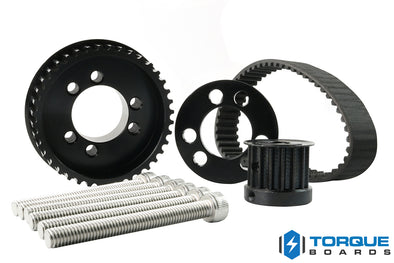 40T ABEC Pulley 15mm Combo Kit