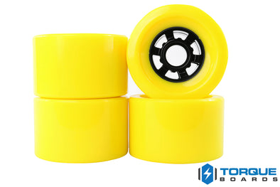 83mm Flywheels YELLOW