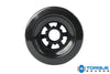 90mm Black Wheel (Single)
