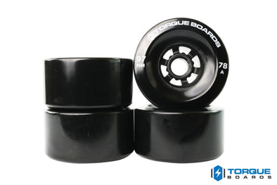 97mm Flywheels BLACK