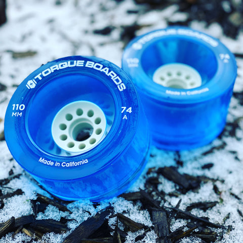 *LIMITED EDITION* 110MM Arctic Blue TORQUE Wheels