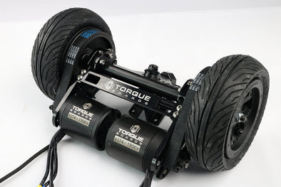 Dual Motor Kit with 160mm All Terrain Tire Kit