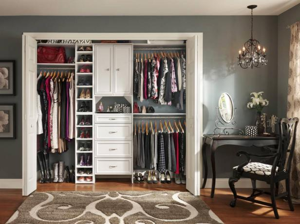 Genius Ways To Organize A Closet And Maximize Space