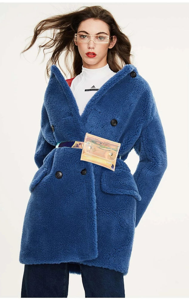 2019 Winter new arrival mid-length thick warm winter coat