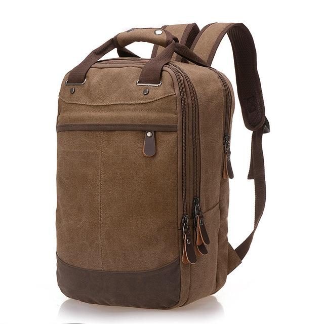 Trendy casual backpack - luxuryandme.com
