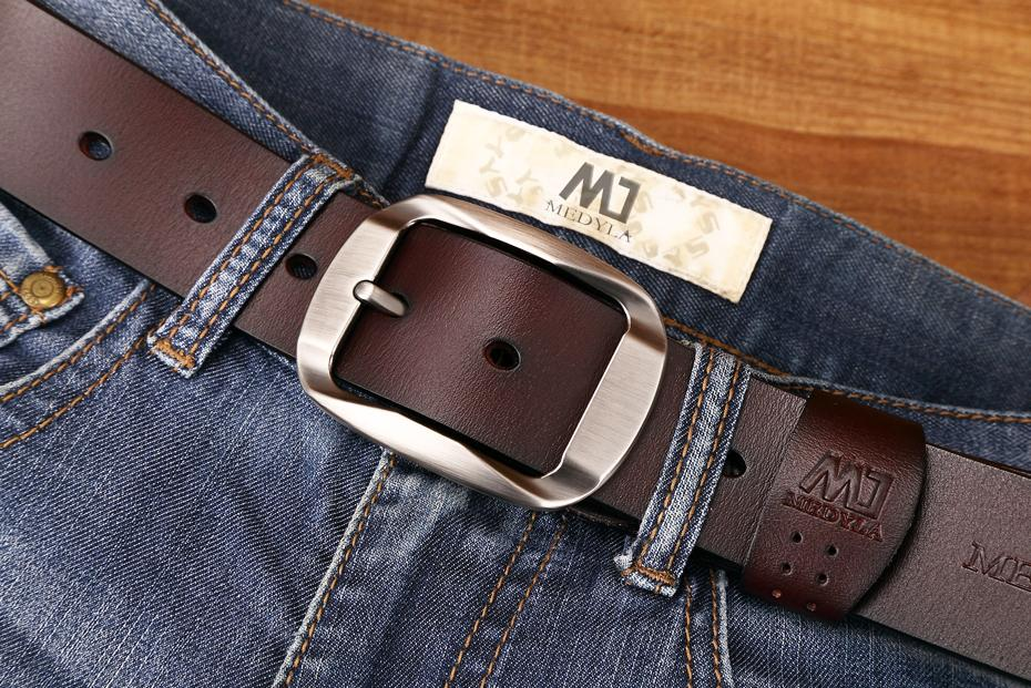 High Quality Genuine Leather Luxury Strap Belt - luxuryandme.com