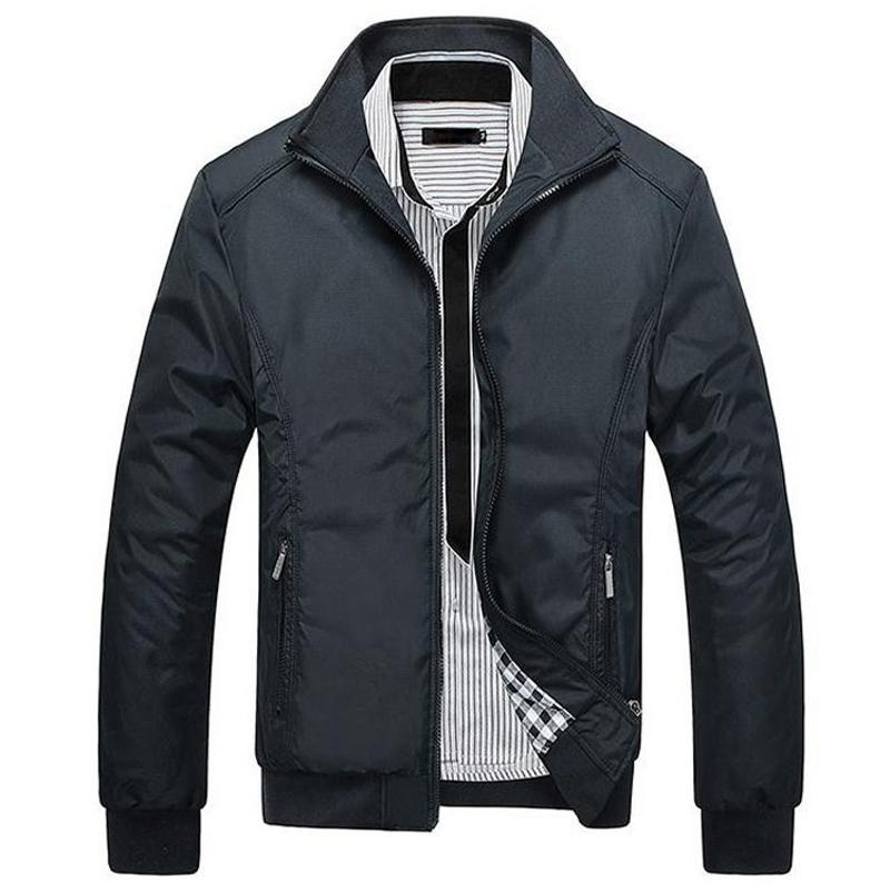 New Casual Jacket High Quality Spring Regular Slim Jacket - luxuryandme.com