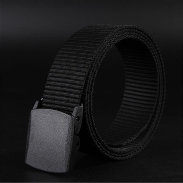 Military outdoor jeans belts - luxuryandme.com