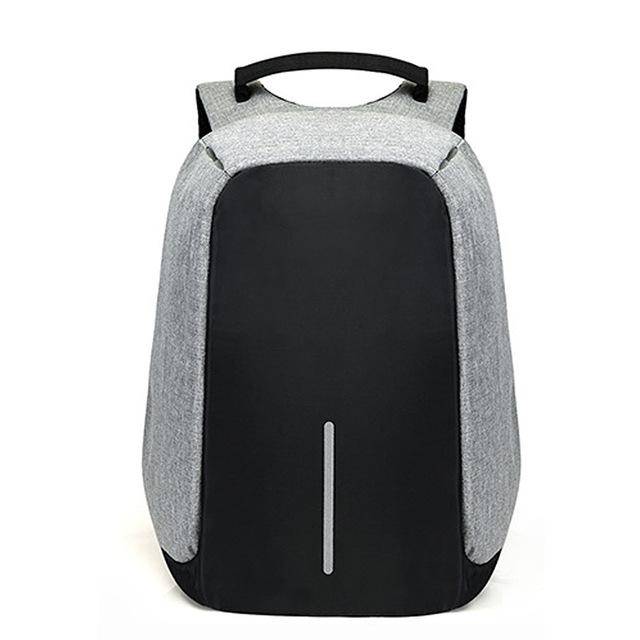 Anti Theft Backpack with Bag  USB Charging port - luxuryandme.com