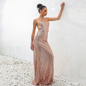 Sexy Backless Bandage Bodycon party dress
