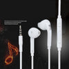 Portable Sport Running Stereo Headphone Remote Control for Adroid and Iphones