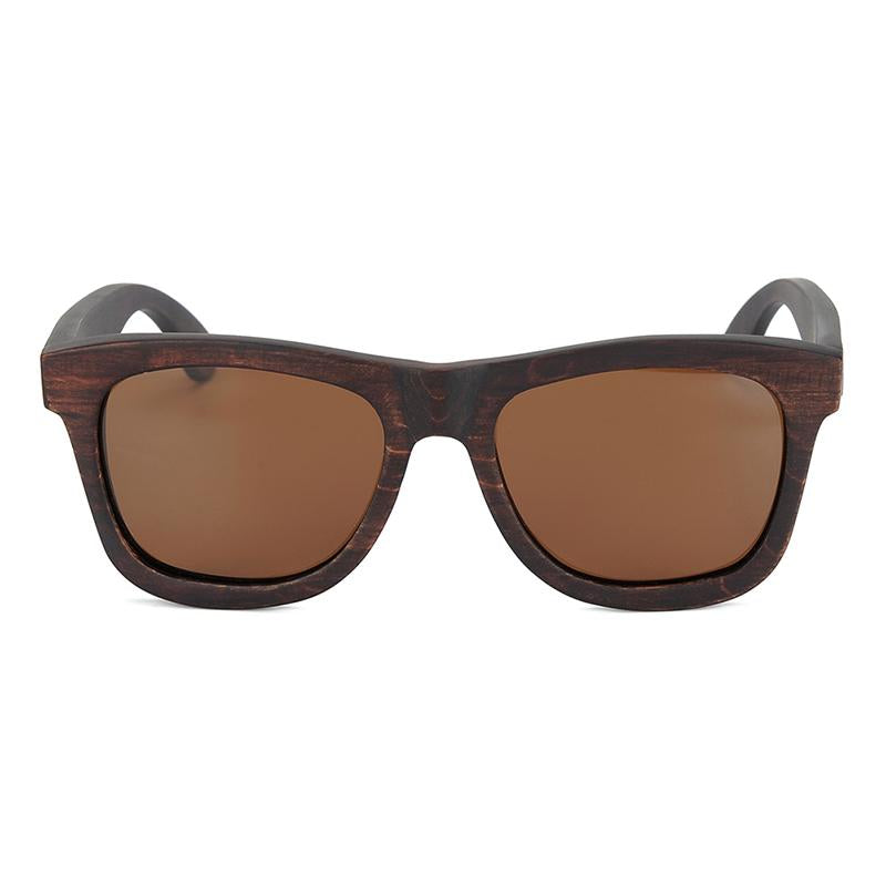 Polarized Retro Luxury Handmade Wood Sunglasses - luxuryandme.com