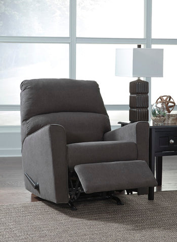 Alenya Rocker Recliner Grey