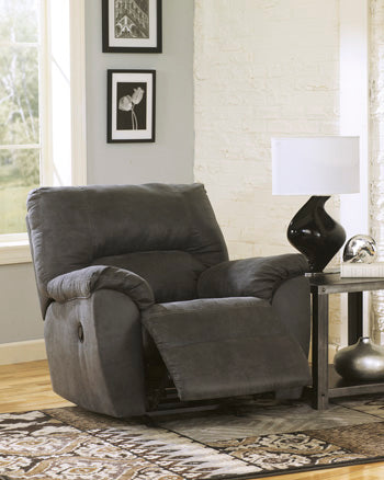 Tambo Rocker Recliner Pewter
