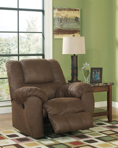 Quarterback Rocker Recliner Canyon