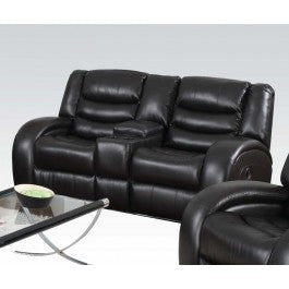 Dacey Motion Loveseat W Console