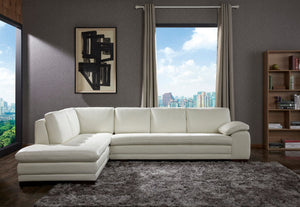 625 Italian Leather Sectional ( 4 color options)