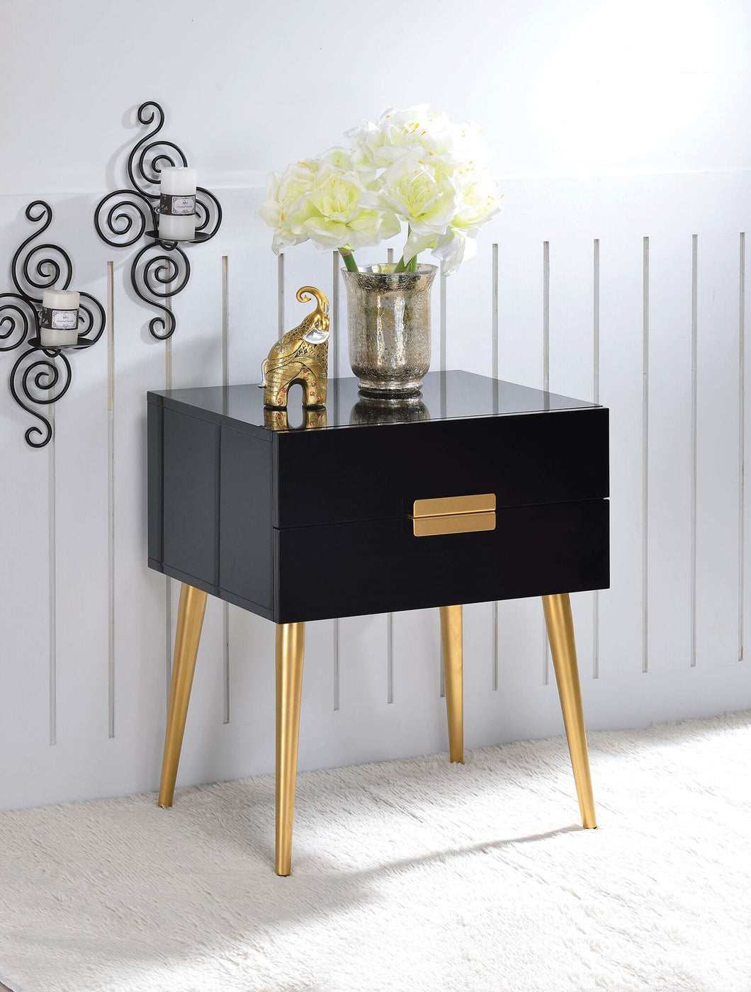 Denvor End Table