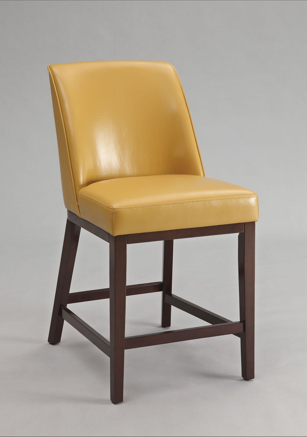 Valore Counter H. Chair in Mustard