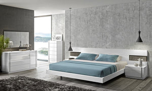 Amora King Size Bed