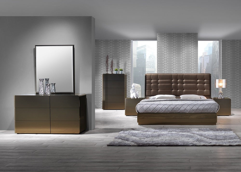 Ferrara King Bed