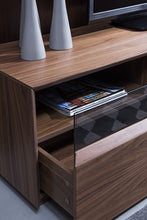 Lisa TV Stand in Walnut