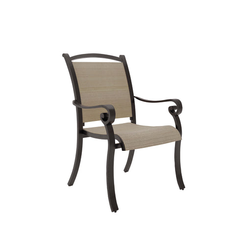 Bass Lake Sling Chair (4/CN)