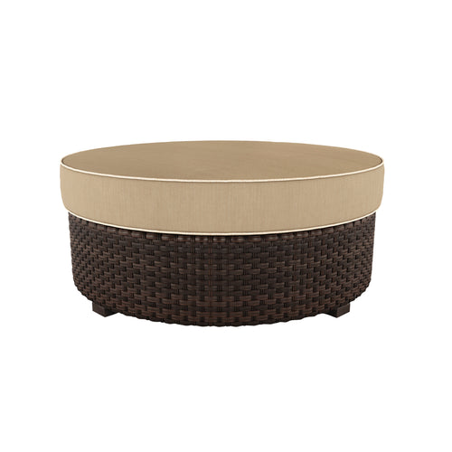 Spring Ridge Ottoman with Cushion