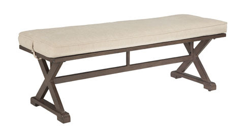 Moresdale Bench with Cushion