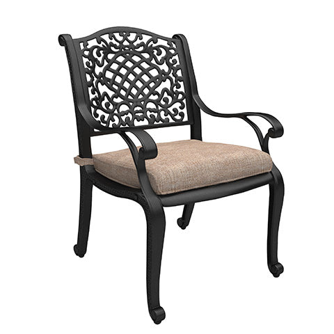 Rose View Chair with Cushion (2/CN)