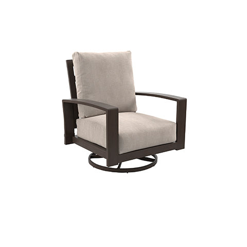 Cordova Reef Swivel Lounge Chair (2/CN)