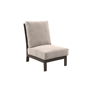 Cordova Reef Armless Chair w/Cushion (1/CN)