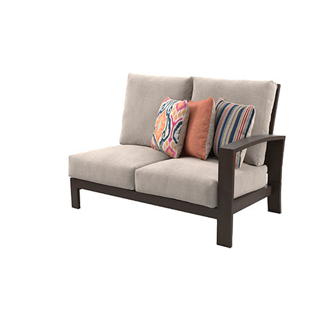 Cordova Reef RAF Loveseat w/Cushion