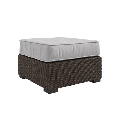 Alta Grande Ottoman with Cushion