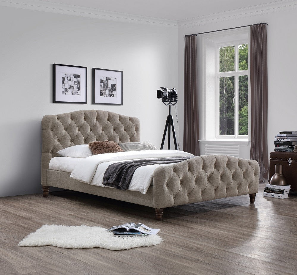 Sandra Platform Queen Bed