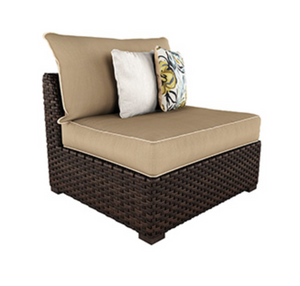 Spring Ridge Armless Chair w/Cushion (2/CN)