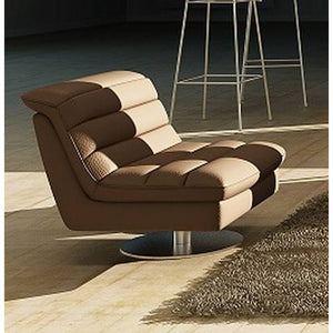 Astro Chocolate Swivel Chair