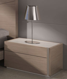 Evora Left Facing Night Stand