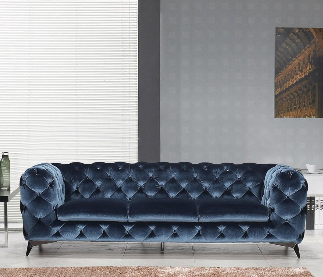 Glitz Sofa in Blue