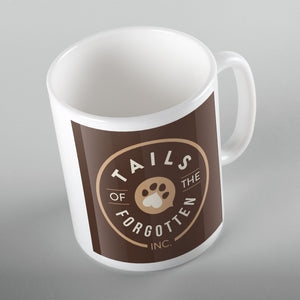 Tails of the Forgotten - Rescue Dog Mug