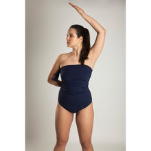 SWIMSUIT VANESSA (Matte Navy)