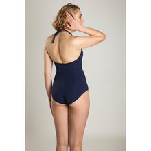 SWIMSUIT ANNIE (Matte Navy)