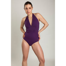 SWIMSUIT ANNIE (Matte Purple)