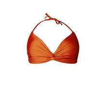 BIKINI TOP COSIMA (Shiny Copper Orange)