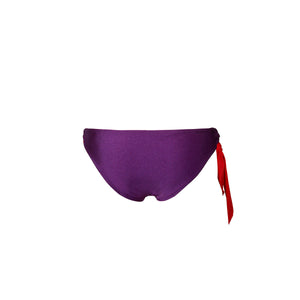 BIKINI BOTTOM ISA (Shiny Red & Purple)