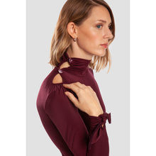 BODYSUIT ANTHEA (Lycra Berry)