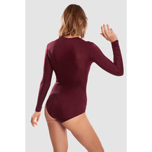 BODYSUIT GOA (Lycra Berry)