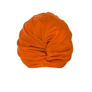 Turban India (Shiny Copper Orange)