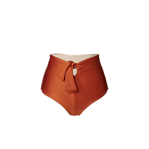 BIKINI BOTTOM SOL (Shiny Copper Orange)